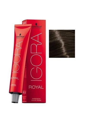 Schwarzkopf Igora Royal No:6-0 Koyu Kumral Saç Boyası Kahve